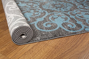 an oriental rug that needs cleaning services