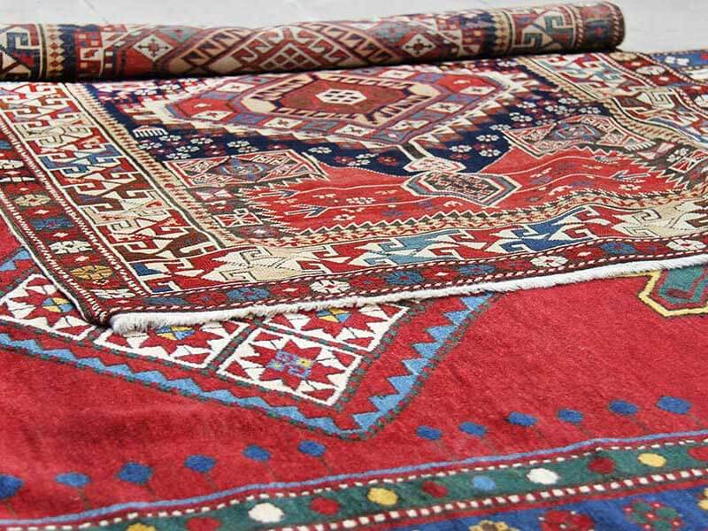 clean oriental rugs after a professional oriental rug cleaning