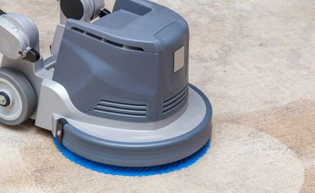 professional-carpet-cleaner-with-equipment-on-carpet